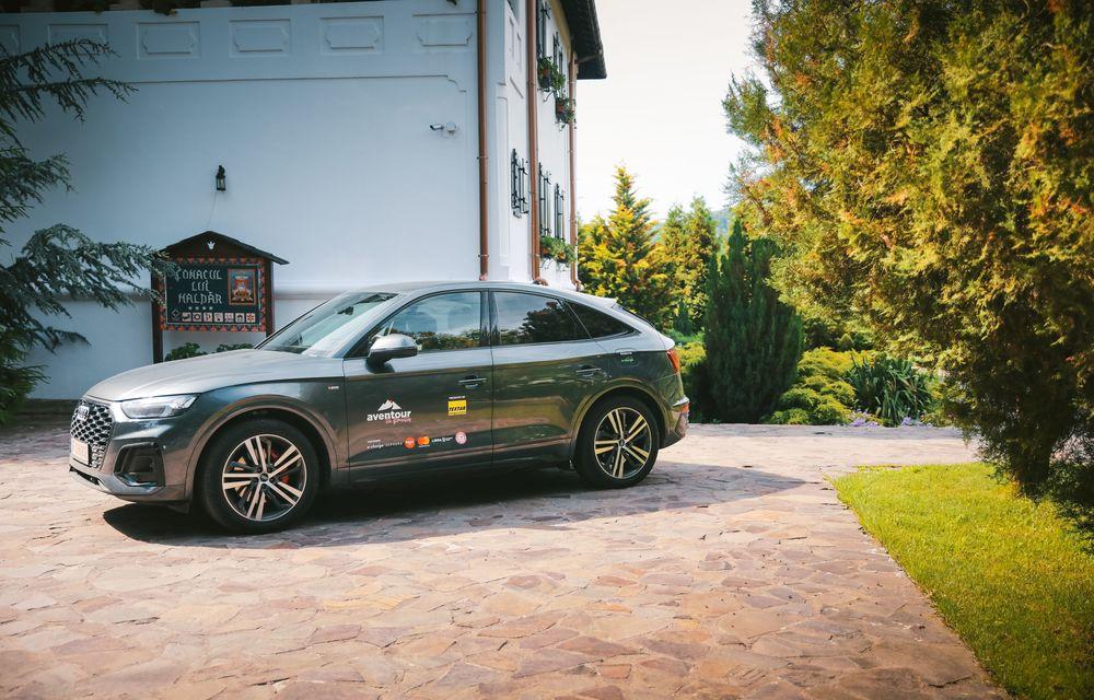 Cum a fost în #Aventour la feminin by Textar: impresii de la bordul lui Audi Q5 Sportback - Poza 52