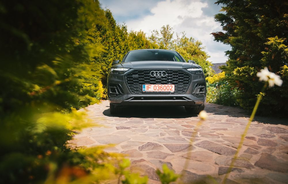 Cum a fost în #Aventour la feminin by Textar: impresii de la bordul lui Audi Q5 Sportback - Poza 55