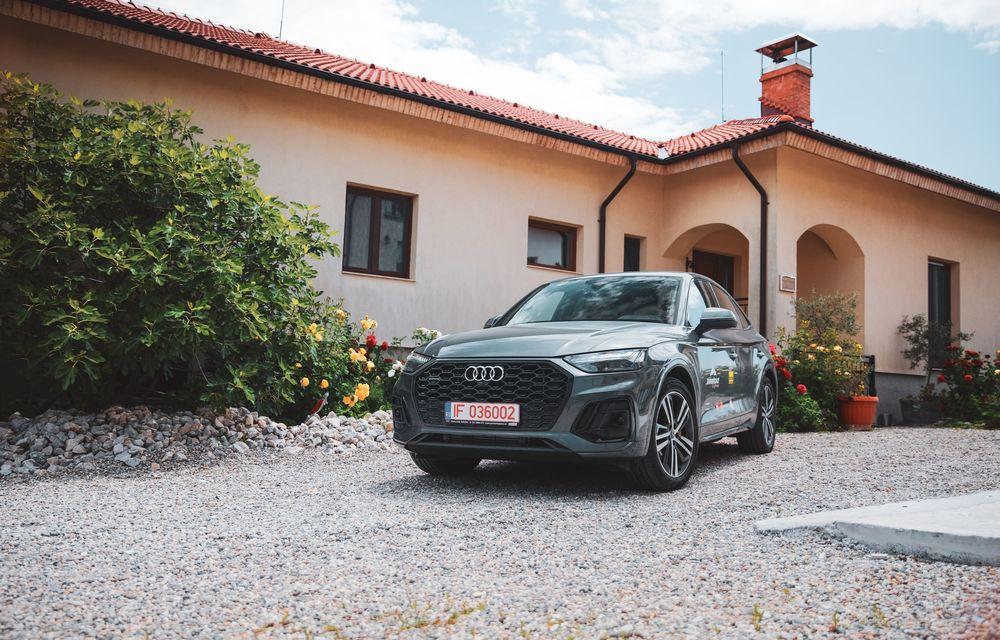 Cum a fost în #Aventour la feminin by Textar: impresii de la bordul lui Audi Q5 Sportback - Poza 56