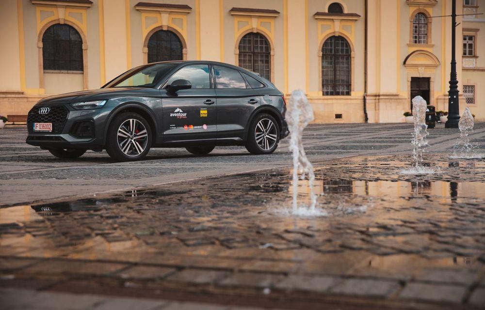 Cum a fost în #Aventour la feminin by Textar: impresii de la bordul lui Audi Q5 Sportback - Poza 1