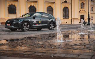 Cum a fost în #Aventour la feminin by Textar: impresii de la bordul lui Audi Q5 Sportback