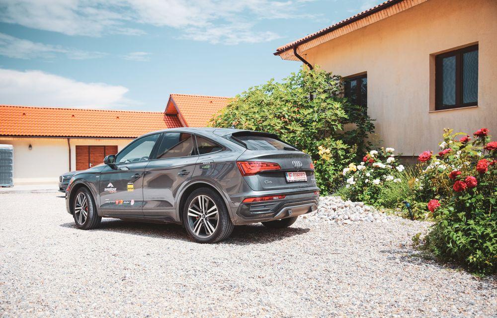 Cum a fost în #Aventour la feminin by Textar: impresii de la bordul lui Audi Q5 Sportback - Poza 57