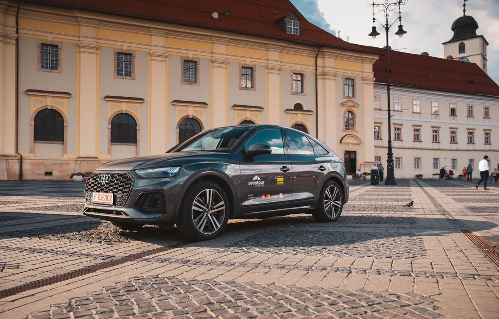 Cum a fost în #Aventour la feminin by Textar: impresii de la bordul lui Audi Q5 Sportback - Poza 58