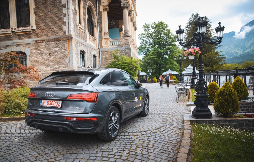 Cum a fost în #Aventour la feminin by Textar: impresii de la bordul lui Audi Q5 Sportback - Poza 17