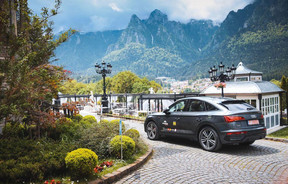 Cum a fost în #Aventour la feminin by Textar: impresii de la bordul lui Audi Q5 Sportback - Poza 19