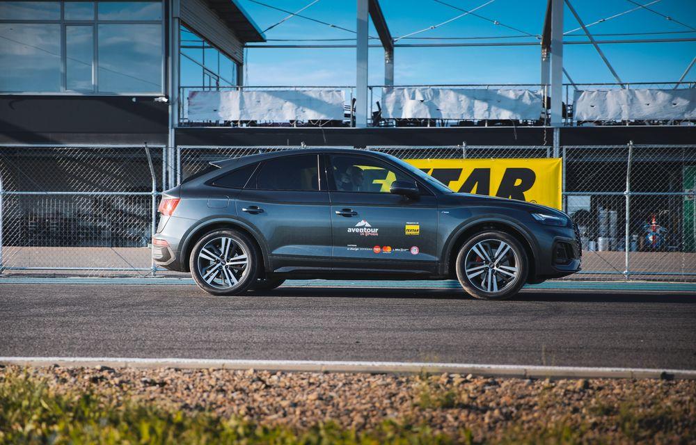 Cum a fost în #Aventour la feminin by Textar: impresii de la bordul lui Audi Q5 Sportback - Poza 26