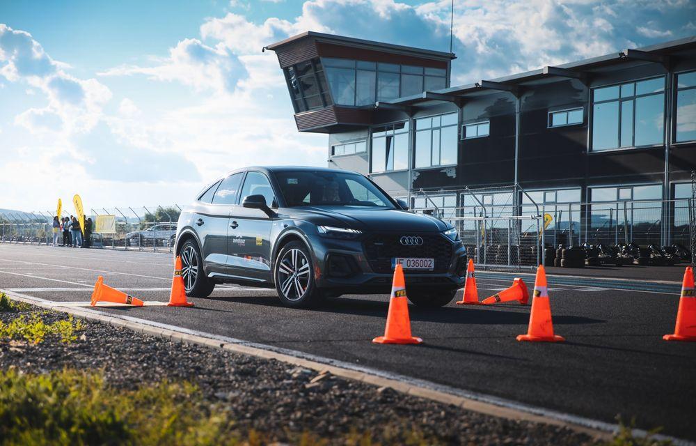 Cum a fost în #Aventour la feminin by Textar: impresii de la bordul lui Audi Q5 Sportback - Poza 29