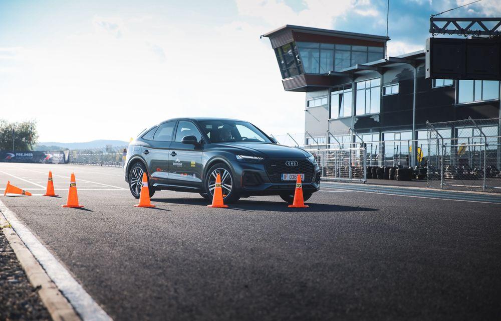 Cum a fost în #Aventour la feminin by Textar: impresii de la bordul lui Audi Q5 Sportback - Poza 30