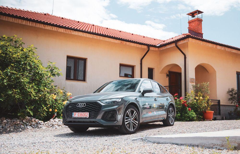 Cum a fost în #Aventour la feminin by Textar: impresii de la bordul lui Audi Q5 Sportback - Poza 59