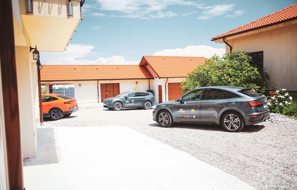Cum a fost în #Aventour la feminin by Textar: impresii de la bordul lui Audi Q5 Sportback - Poza 60