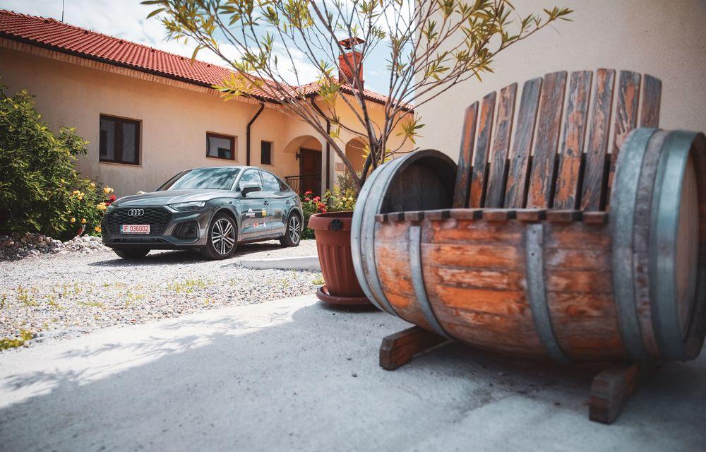 Cum a fost în #Aventour la feminin by Textar: impresii de la bordul lui Audi Q5 Sportback - Poza 61