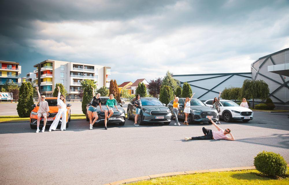 Cum a fost în #Aventour la feminin by Textar: impresii de la bordul lui Mercedes-Benz EQA - Poza 49