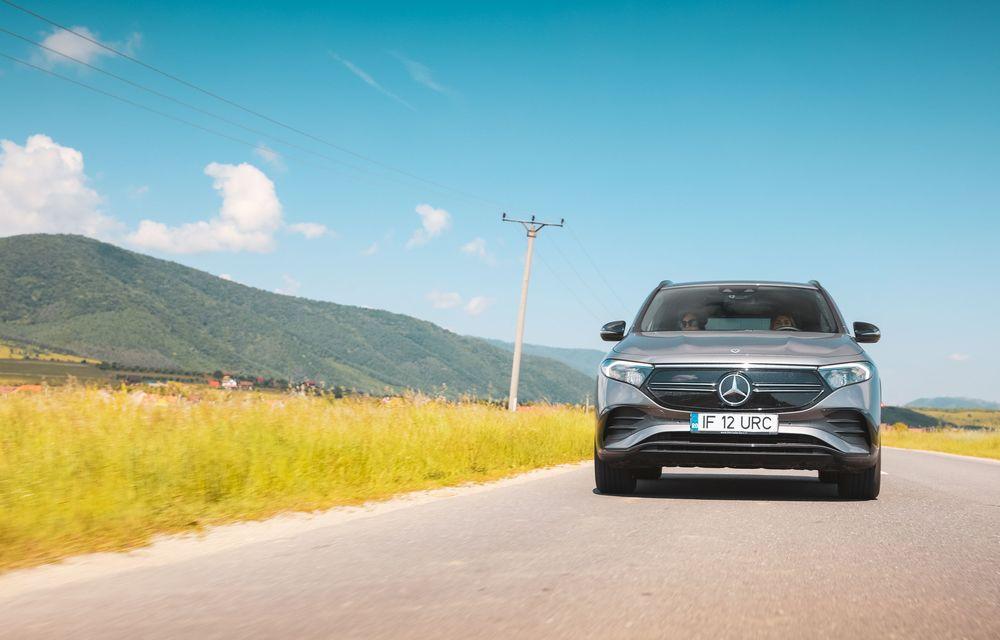 Cum a fost în #Aventour la feminin by Textar: impresii de la bordul lui Mercedes-Benz EQA - Poza 32