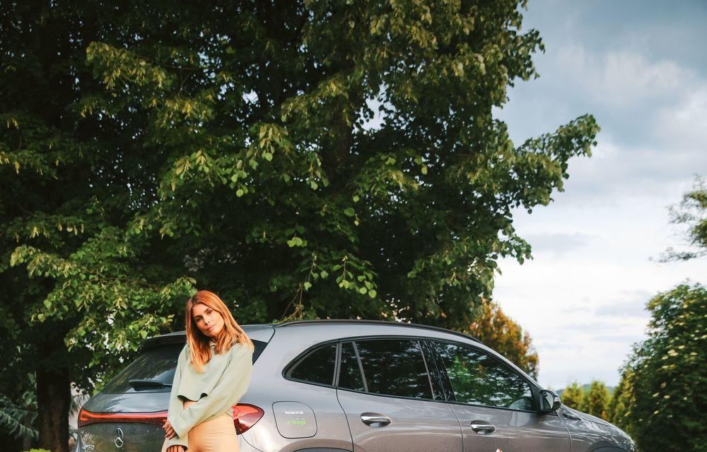 Cum a fost în #Aventour la feminin by Textar: impresii de la bordul lui Mercedes-Benz EQA - Poza 42