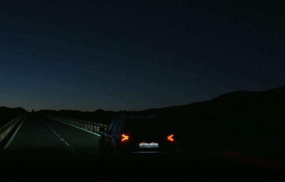 Prima imagine cu viitoarea Dacia Duster facelift - Poza 1