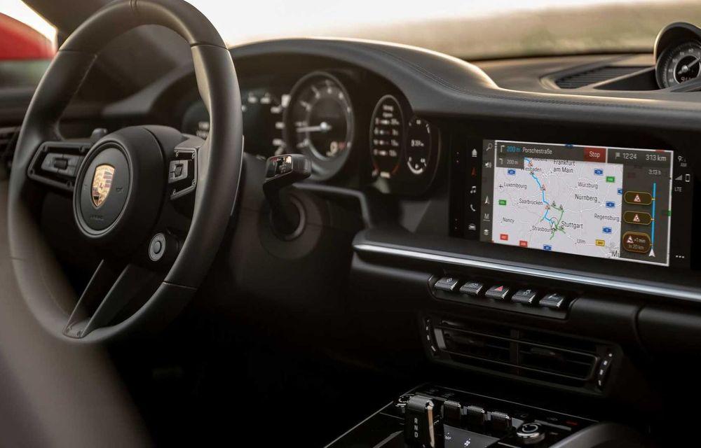 Sistemul multimedia al germanilor de la Porsche primește o nouă versiune: interfață regândită și Android Auto - Poza 2