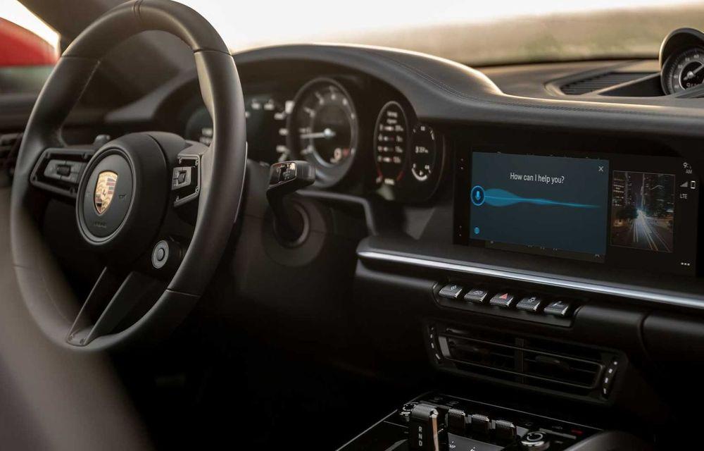 Sistemul multimedia al germanilor de la Porsche primește o nouă versiune: interfață regândită și Android Auto - Poza 1