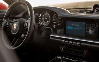 Sistemul multimedia al germanilor de la Porsche primește o nouă versiune: interfață regândită și Android Auto