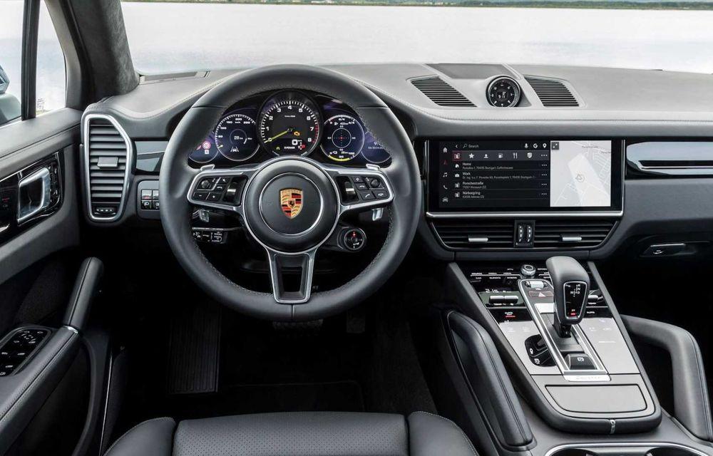 Sistemul multimedia al germanilor de la Porsche primește o nouă versiune: interfață regândită și Android Auto - Poza 8