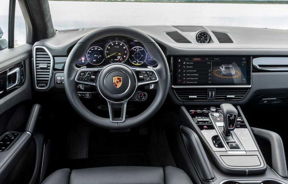 Sistemul multimedia al germanilor de la Porsche primește o nouă versiune: interfață regândită și Android Auto - Poza 9