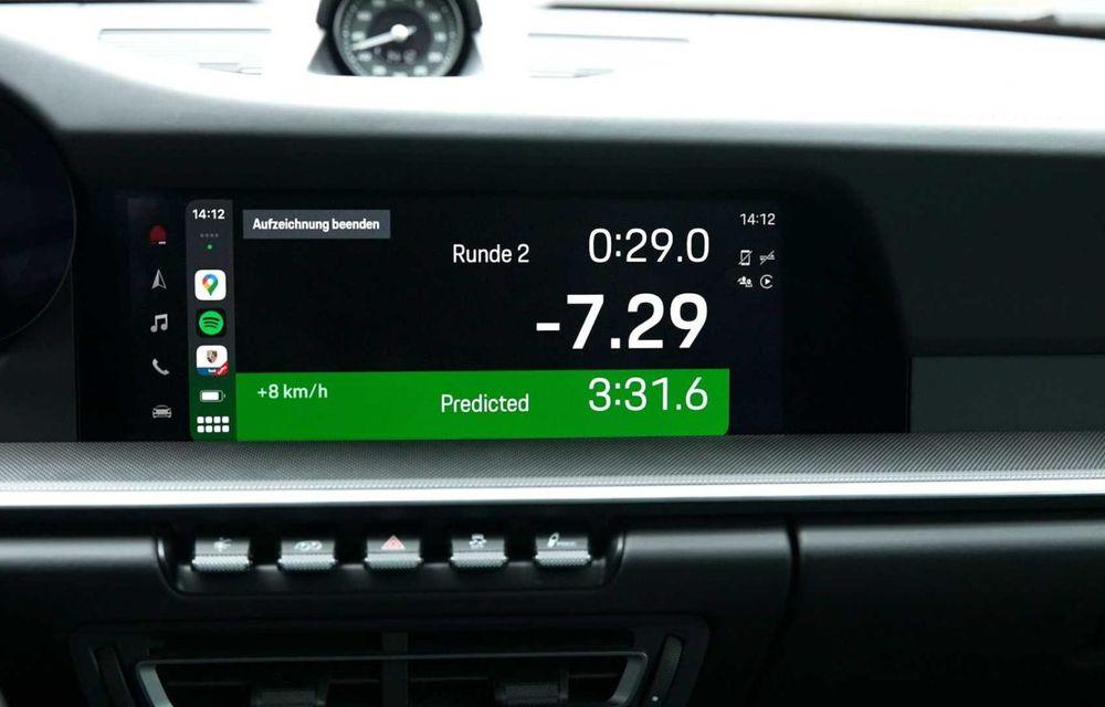 Sistemul multimedia al germanilor de la Porsche primește o nouă versiune: interfață regândită și Android Auto - Poza 13