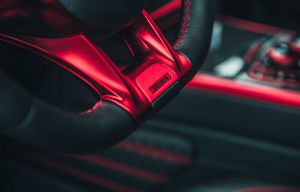 Noul Brabus 900 Rocket Edition este un Mercedes-AMG G63 cu 900 CP și producție limitată - Poza 17