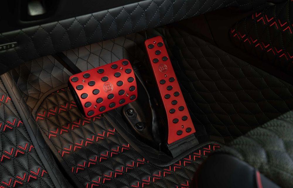 Noul Brabus 900 Rocket Edition este un Mercedes-AMG G63 cu 900 CP și producție limitată - Poza 21