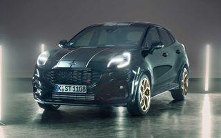 Fanii au decis: Gold Edition este numele noii ediții speciale Ford Puma ST produsă la Craiova