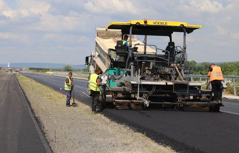 """Ministrul Transporturilor: """"În acest an se va putea circula pe întreaga autostradă A10"""" - Poza 1"""