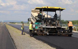 """Ministrul Transporturilor: """"În acest an se va putea circula pe întreaga autostradă A10"""""""