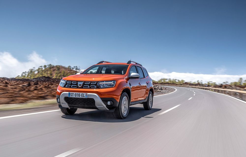 Dacia Duster facelift, prezentat oficial: vânzările încep în septembrie 2021 - Poza 16