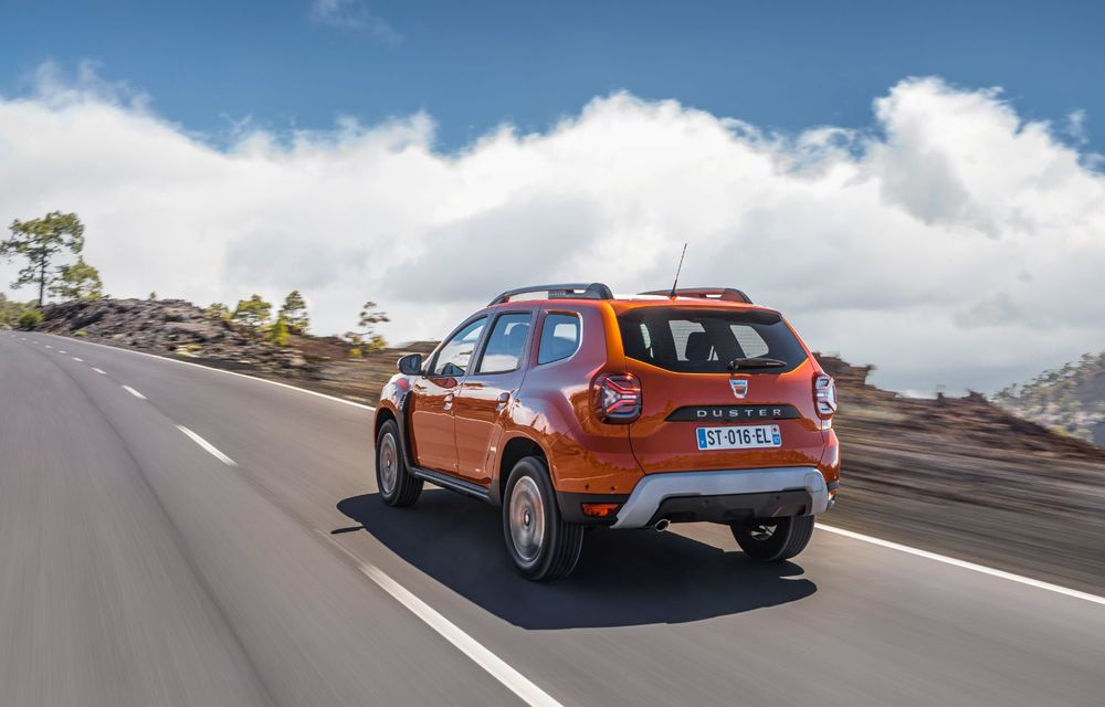 Dacia Duster facelift, prezentat oficial: vânzările încep în septembrie 2021 - Poza 19