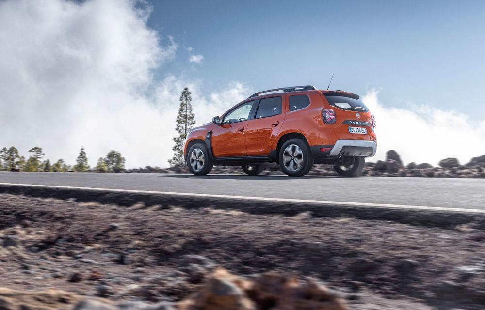 Dacia Duster facelift, prezentat oficial: vânzările încep în septembrie 2021 - Poza 20