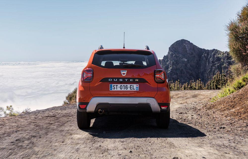 Dacia Duster facelift, prezentat oficial: vânzările încep în septembrie 2021 - Poza 22