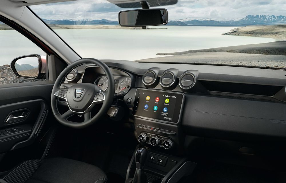 Dacia Duster facelift, prezentat oficial: vânzările încep în septembrie 2021 - Poza 25