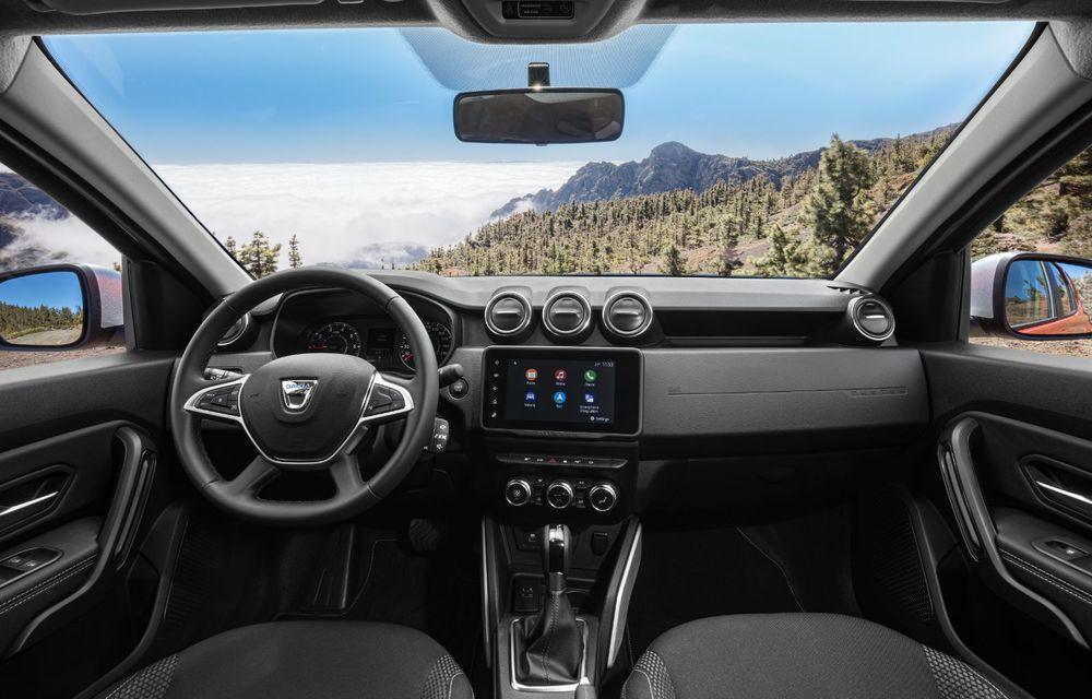 Dacia Duster facelift, prezentat oficial: vânzările încep în septembrie 2021 - Poza 27