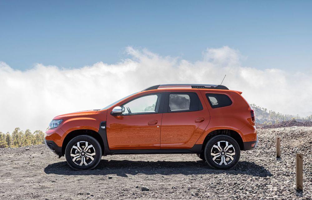 Dacia Duster facelift, prezentat oficial: vânzările încep în septembrie 2021 - Poza 10