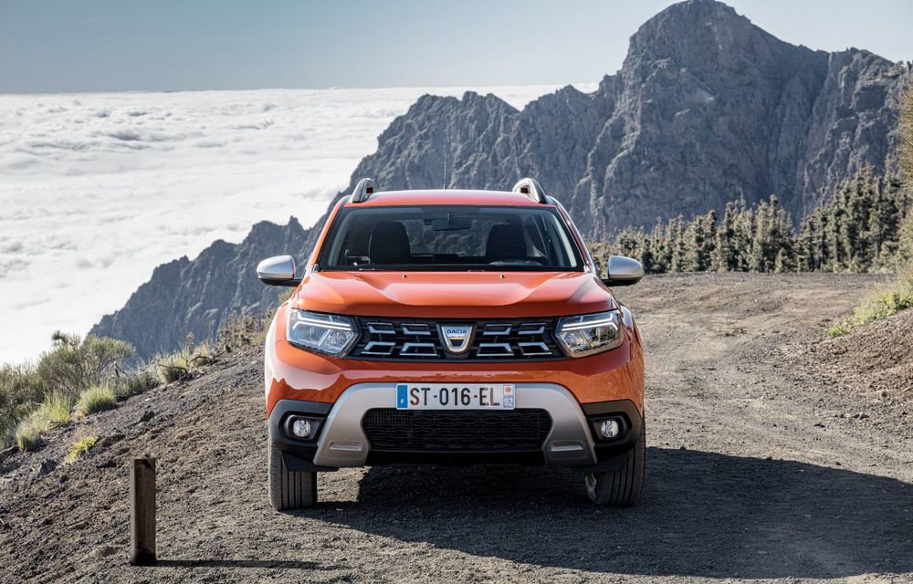 Dacia Duster facelift, prezentat oficial: vânzările încep în septembrie 2021 - Poza 6
