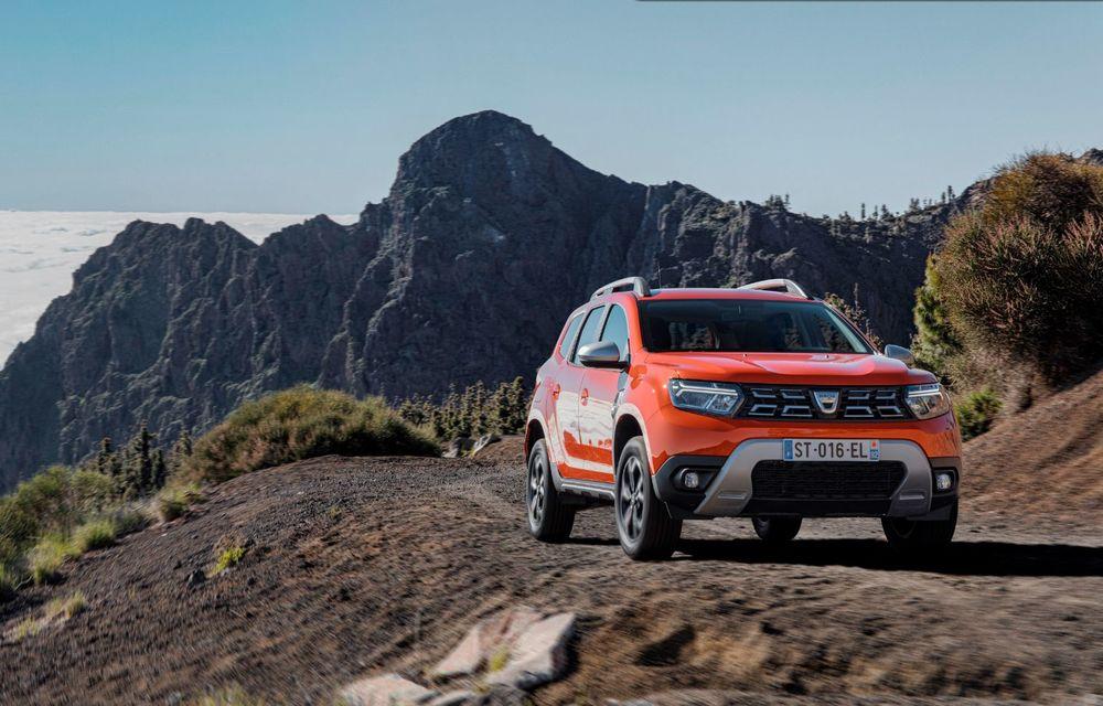 Dacia Duster facelift, prezentat oficial: vânzările încep în septembrie 2021 - Poza 2