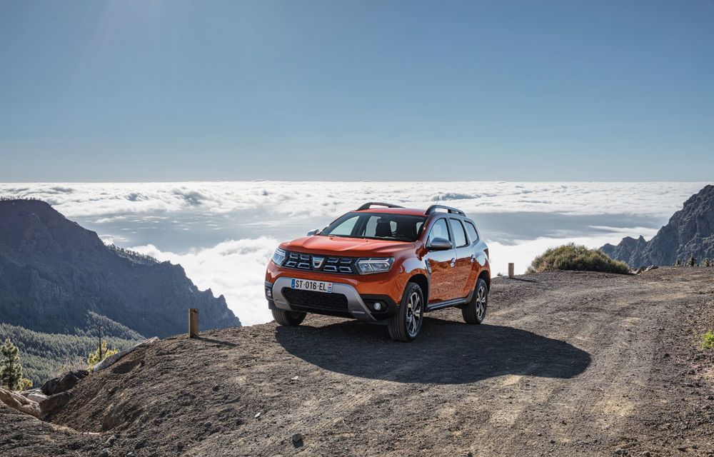 Dacia Duster facelift, prezentat oficial: vânzările încep în septembrie 2021 - Poza 3