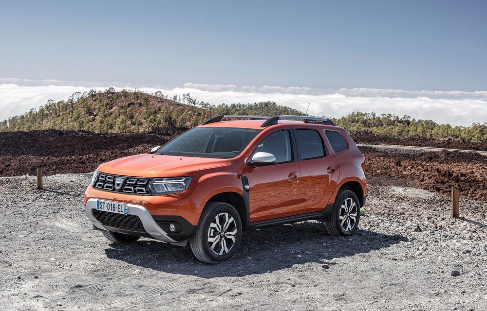 Dacia Duster facelift, prezentat oficial: vânzările încep în septembrie 2021 - Poza 5