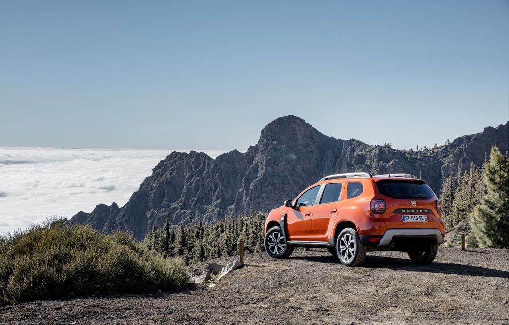 Dacia Duster facelift, prezentat oficial: vânzările încep în septembrie 2021 - Poza 7