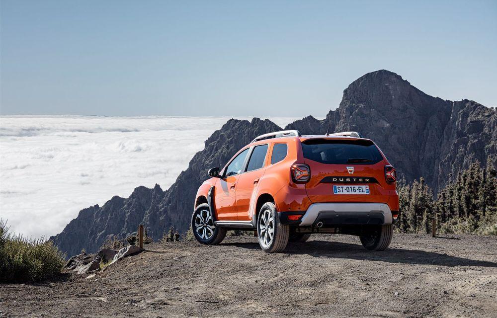 Dacia Duster facelift, prezentat oficial: vânzările încep în septembrie 2021 - Poza 8