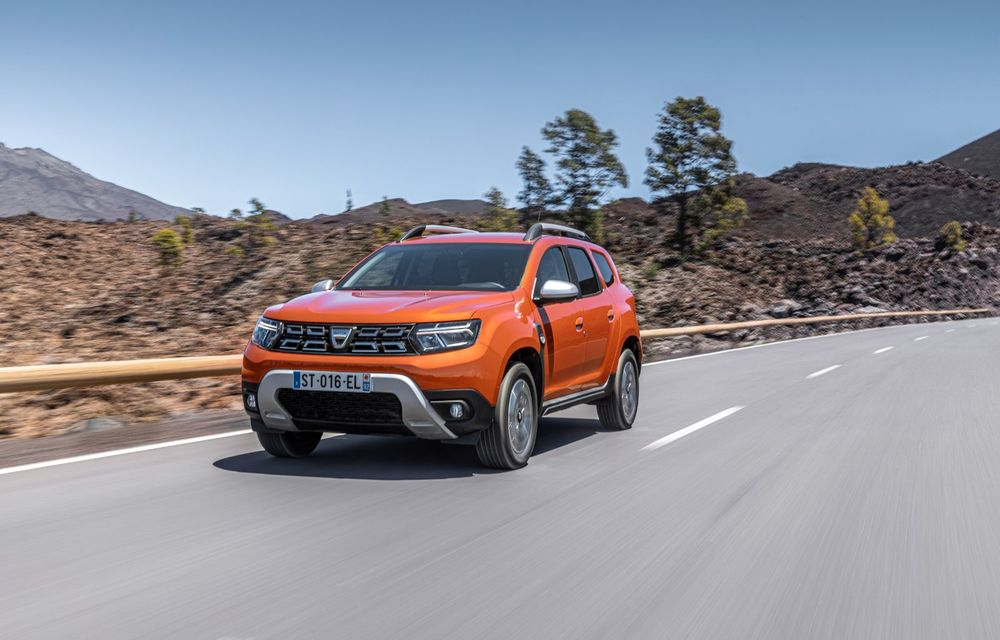 Dacia Duster facelift, prezentat oficial: vânzările încep în septembrie 2021 - Poza 12