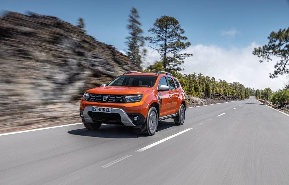 Dacia Duster facelift, prezentat oficial: vânzările încep în septembrie 2021 - Poza 13