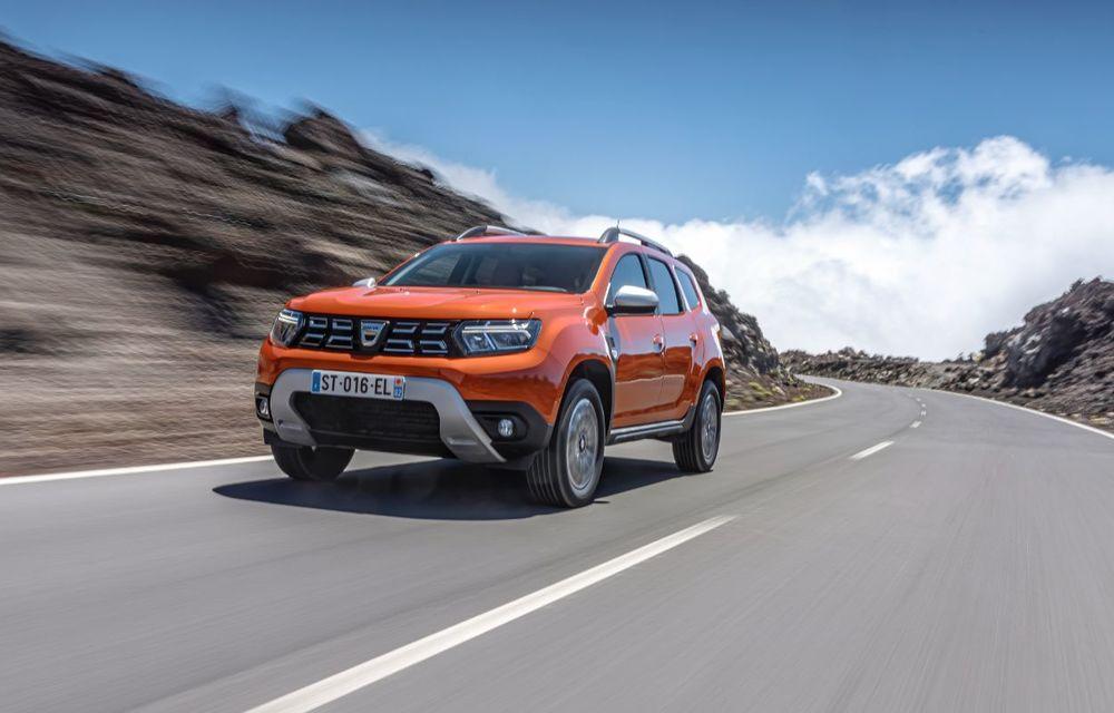 Dacia Duster facelift, prezentat oficial: vânzările încep în septembrie 2021 - Poza 14
