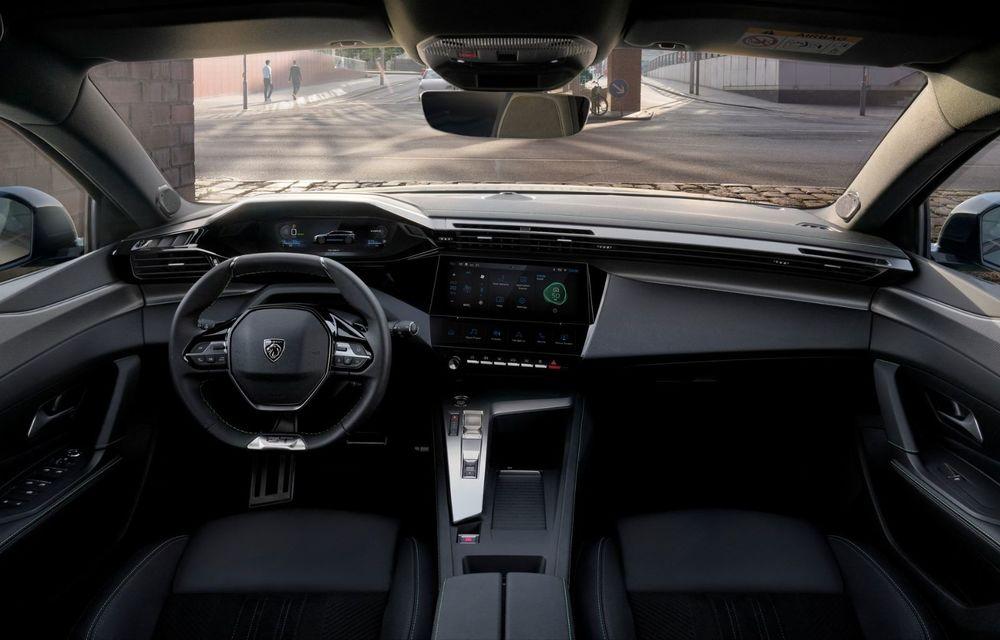 Noul Peugeot 308 SW, varianta break a lui 308, a debutat oficial - Poza 16
