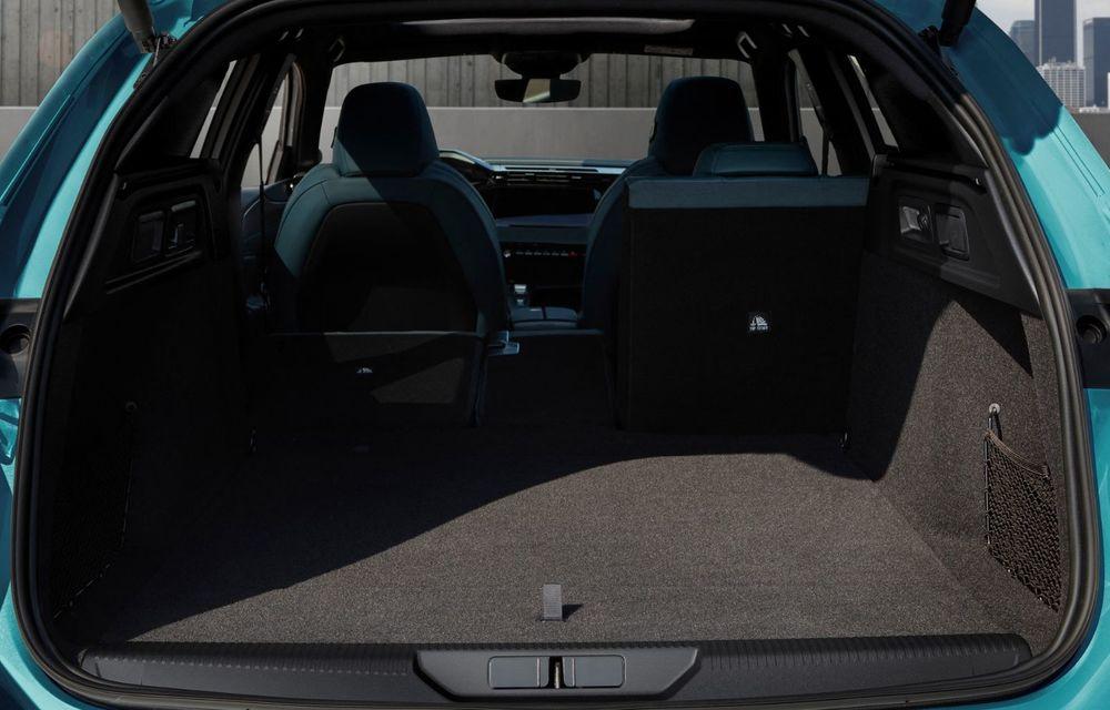 Noul Peugeot 308 SW, varianta break a lui 308, a debutat oficial - Poza 19