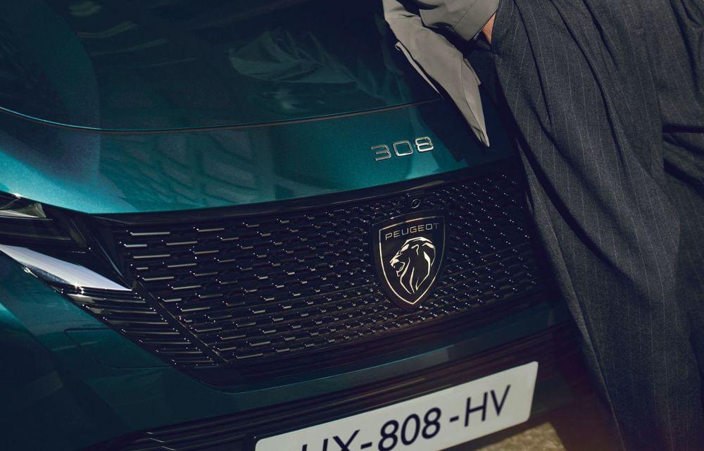 Noul Peugeot 308 SW, varianta break a lui 308, a debutat oficial - Poza 12