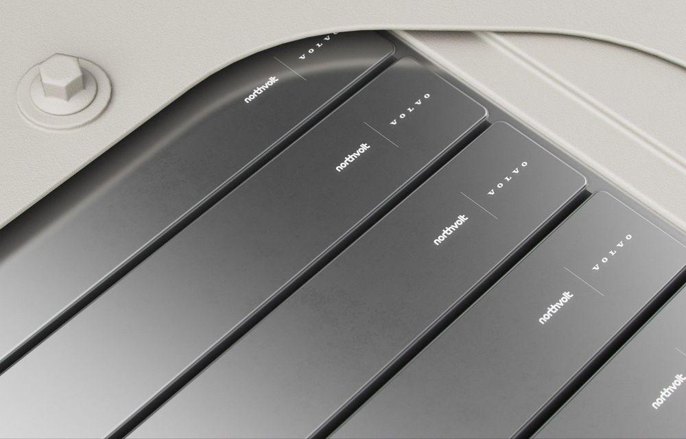 Volvo intră în parteneriat cu Northvolt pentru dezvoltarea bateriilor mașinilor electrice - Poza 1
